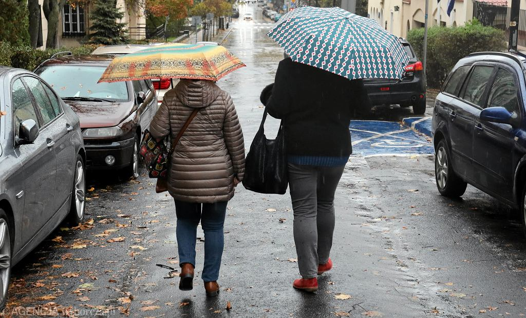 Pogoda na sobotę 3 listopada. IMGW zapowiada opady