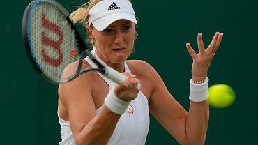 Najwyższa kara na Wimbledonie. Mladenović przebiła Kyrgiosa.