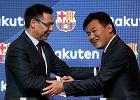 Nowy sponsor FC Barcelony. Katalończycy dostaną rekordowe pieniądze
