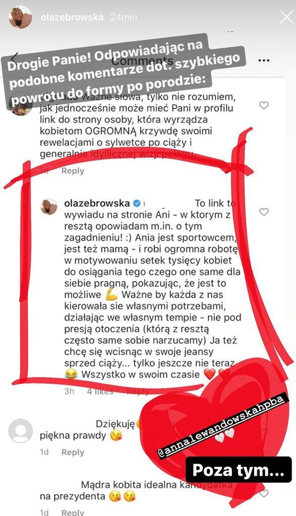 Ola Żebrowska