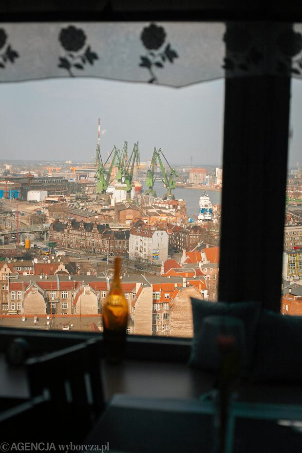 Restauracja Panorama, Gdańsk
