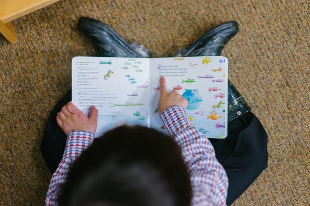 Pomysł na prezent na święta - książka dla dziecka