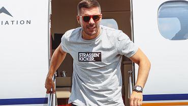 Lukas Podolski nowym piłkarzem Górnika