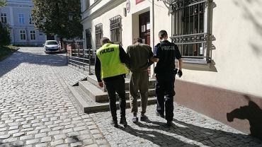 Zabójstwo w Wojnowicach. 25-latek usłyszał zarzuty