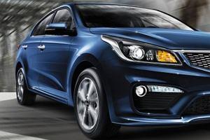 Kia K2 | Nadchodzi Rio w wersji sedan