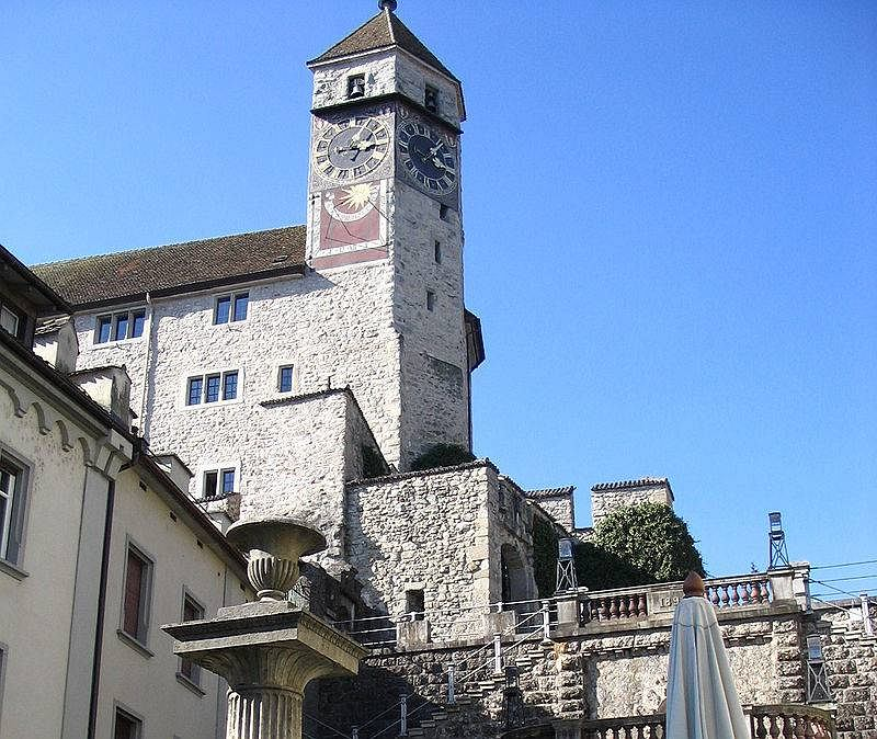 Zamek w Rapperswilu
