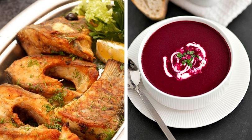 Świąteczne jedzenie jest wysokokaloryczne i ciężkostrawne. lepiej z nim uważać.