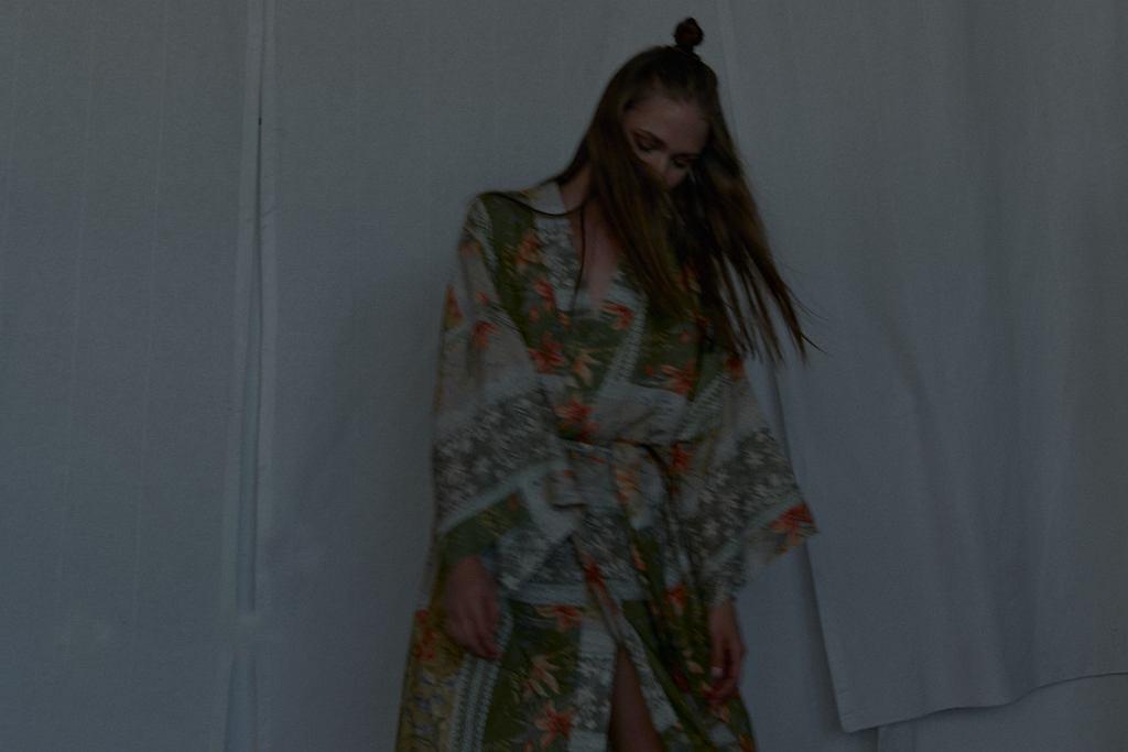 Sukienka kimono Marisol