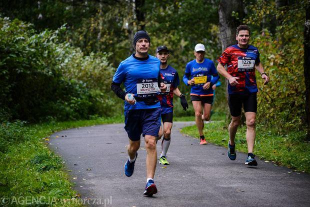Zdjęcie numer 102 w galerii - Silesia Marathon. Chłód i wiatr niestraszne, rekord pobity! [ZDJĘCIA]