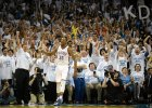 NBA. Kevin Durant rzucił 41 punktów, Thunder na remis ze Spurs