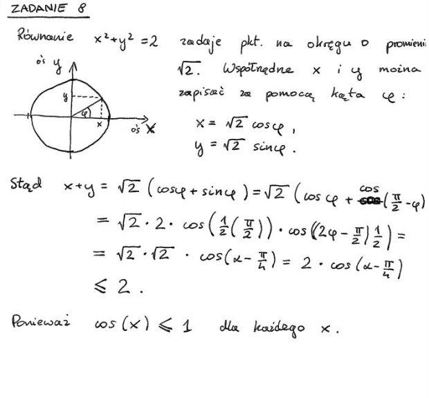 cke matura 2021 matematyka rozszerzona