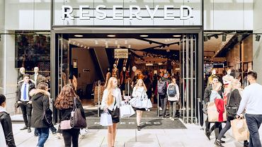 Otwarcie sklepu Reserved we Frankfurcie nad Menem