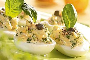 Jajka nadziewane na Wielkanoc. Najlepsze przepisy, które zasmakują też dzieciom