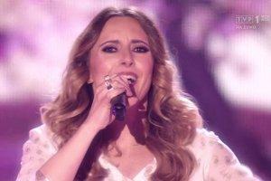 Występ Moniki Kuszyńskiej na festiwalu Eurowizji