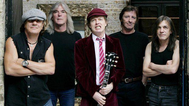 AC/DC w starym składzie