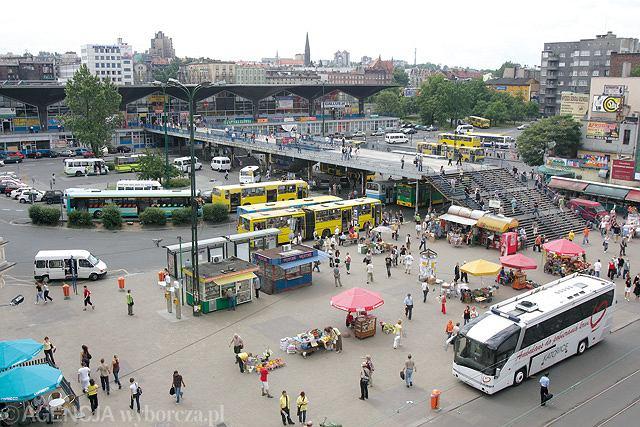 Plac Szewczyka w 2008 roku