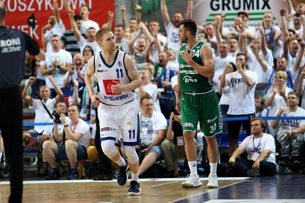 Mecz Energa Basket Ligi Anwil Włocławek - Stelmet Enea BC Zielona Góra w drugi dzień Świąt Bożego Narodzenia od 15:50 w Polsacie Sport.