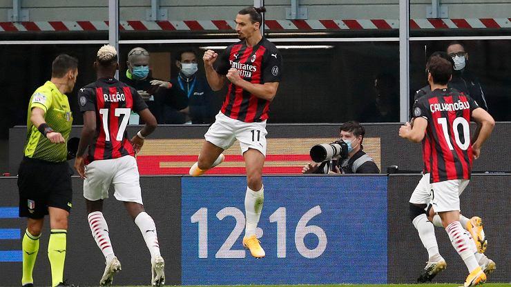 Sześć goli, dwa karne i masa kontrowersji w hicie Serie A MIlan - Roma