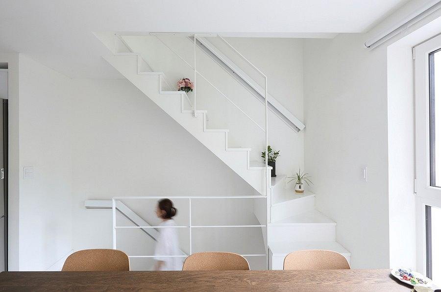 Wnętrze 'Seroro House'