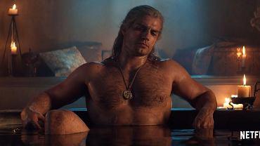 Henry Cavlill jako Geralt z Rivii