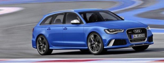 Audi RS6 Avant | Galeria