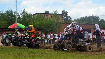 IV rundę Otwartych Mistrzostw Lubelszczyzny w Motocrossie.
