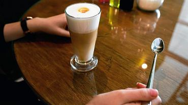 Kawiarnia. Zdjęcie ilustracyjne