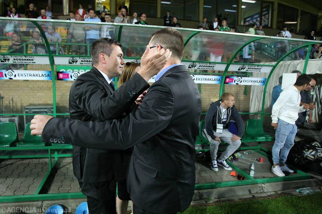 Ekstraklasa uratowana. Górnik Łęczna - GKS Bełchatów 1:0