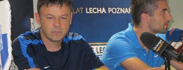 Trener Slobodan Krcmarević