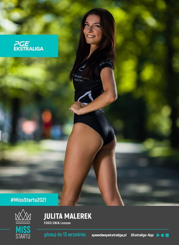 Zdjęcie numer 17 w galerii - Ruszyło głosowanie na Miss Startu PGE Ekstraligi 2021, o tytuł walczy pięć torunianek