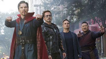 'Avengers: Wojna bez granic'