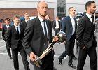 Lech Poznań bez nagród Ekstraklasy. Trener: Ten wybór wpisuje się w to, co powtarzam zawodnikom w szatni