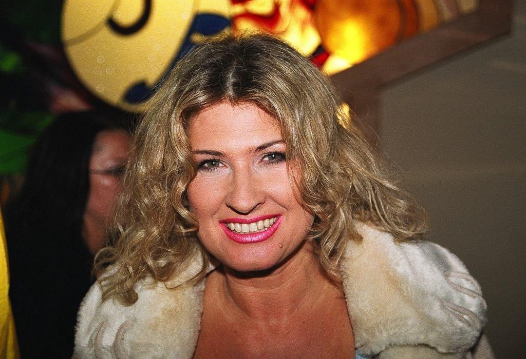 Beata Kozidrak - 2002
