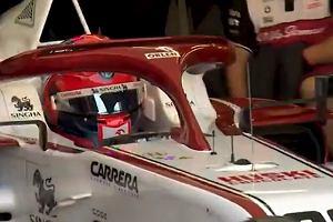 """Komentatorzy zachwyceni powrotem Kubicy do F1! """"Trzeba oddać mu szacunek"""" [WIDEO]"""