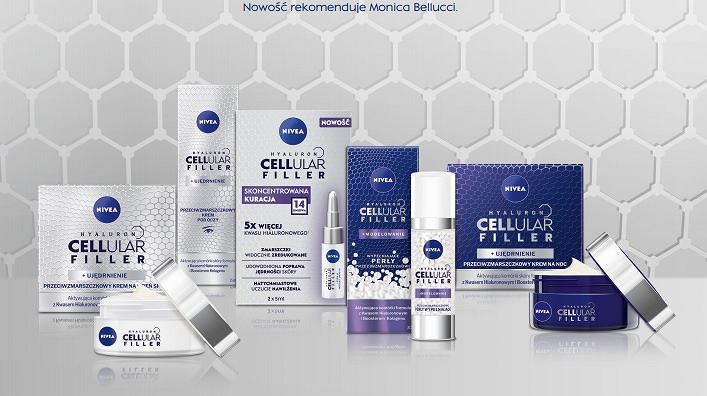 NIVEA Hyaluron Cellular Filler