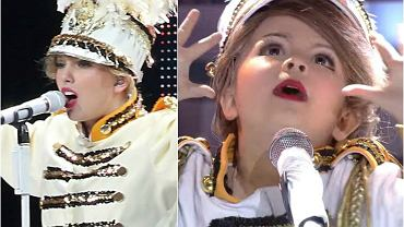 Xia Vigor uwielbia Taylor Swift