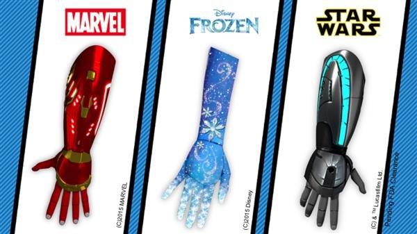 Protezy dla dzieci Open Bionics