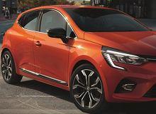 Nowoczesny samochód do miasta nie musi być drogi - nowe Renault Clio kosztuje 499 zł miesięcznie