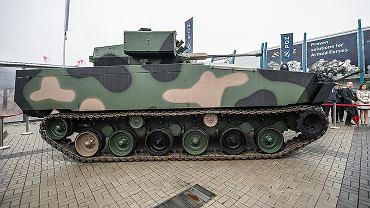 Bojowy Wóz Piechoty Borsuk
