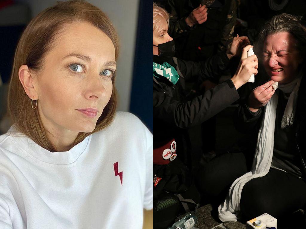 Anita Sokołowska o Strajku Kobiet