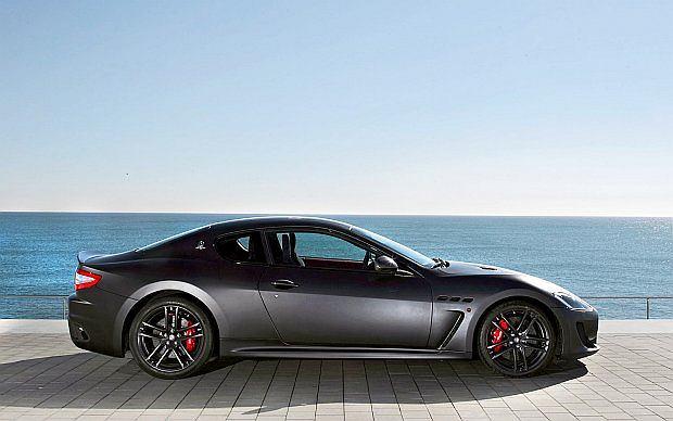 4,7 litrowy silnik V8 został skonstruowany przez Ferrari