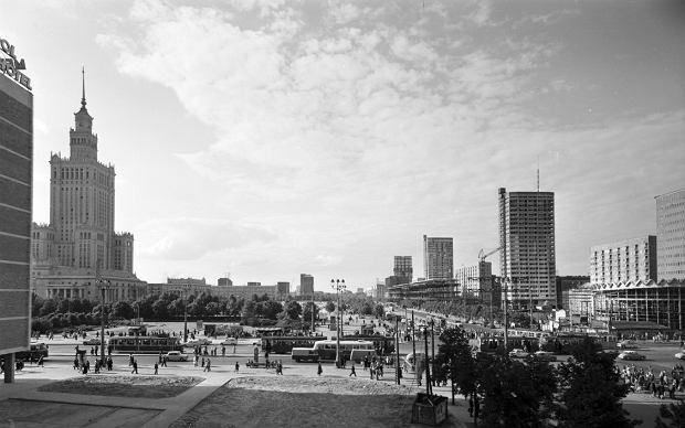 Pałac Kultury w roku 1968