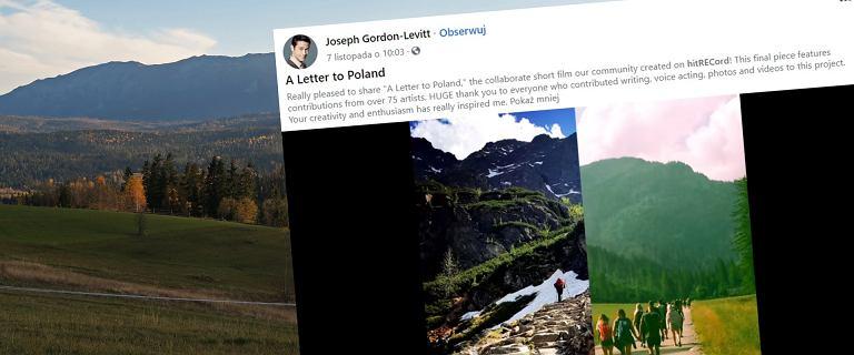 """Joseph Gordon-Levitt stworzył film o Polsce. Fani zachwyceni. """"Dzięki Joe, to jest piękne"""""""