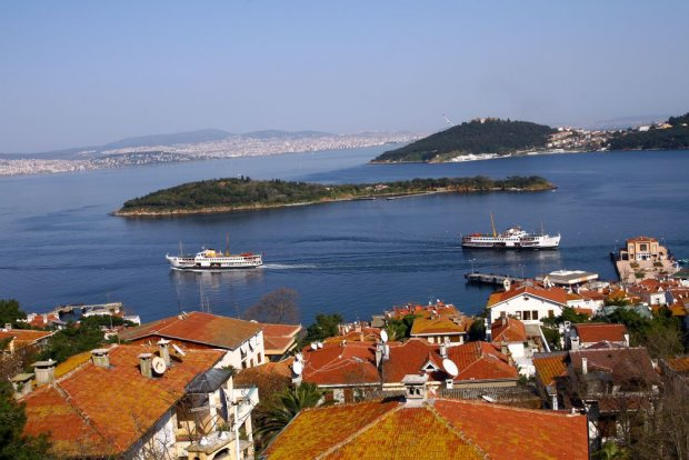 Princes Island, Turcja/ Fot. Shutterstock