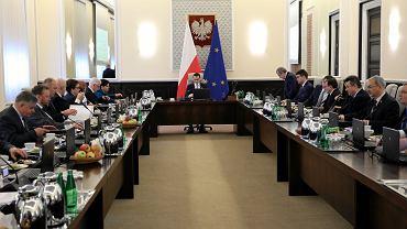 Rząd zajmie się projektem ustawy budżetowej na 2019 r.
