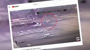 USA. 17-latka ukradła i rozbiła samolot na lotnisku