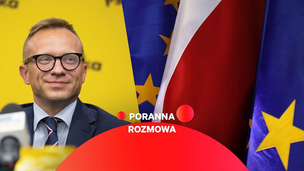 Artur Soboń w Porannej Rozmowie Gazeta.pl