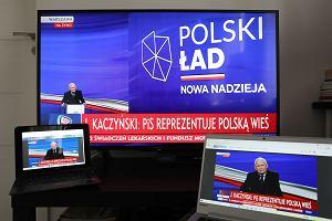 """""""Polski ład"""". 10 proc. emerytów to za mało, by pisać o ich krzywdzie?"""
