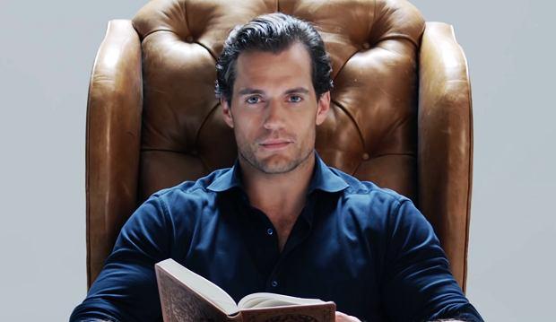 Sztuczna Inteligencja chce Henry'ego Cavilla na Bonda. A Wy?