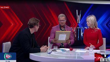 Program 'W kontrze' TVP Info